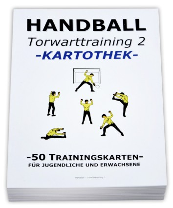 Handball Kartothek Torwarttraining 2