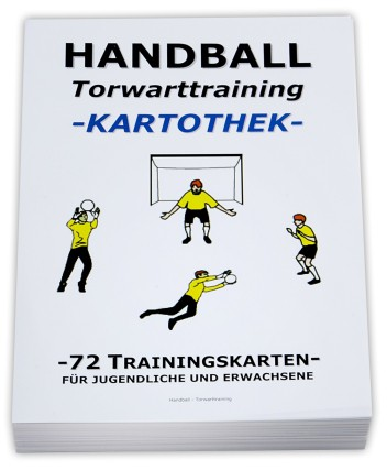Handball Kartothek Torwarttraining 1