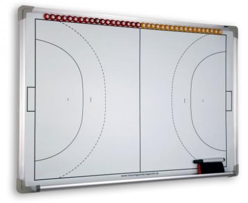 Magnetische Taktiktafel für Handball