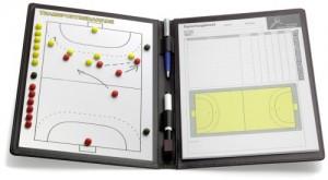 Handball Taktikmappe