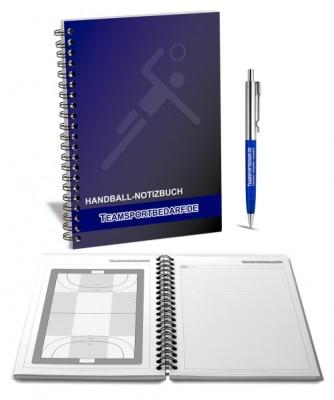 Handball  Notizbuch für den Handballtrainer